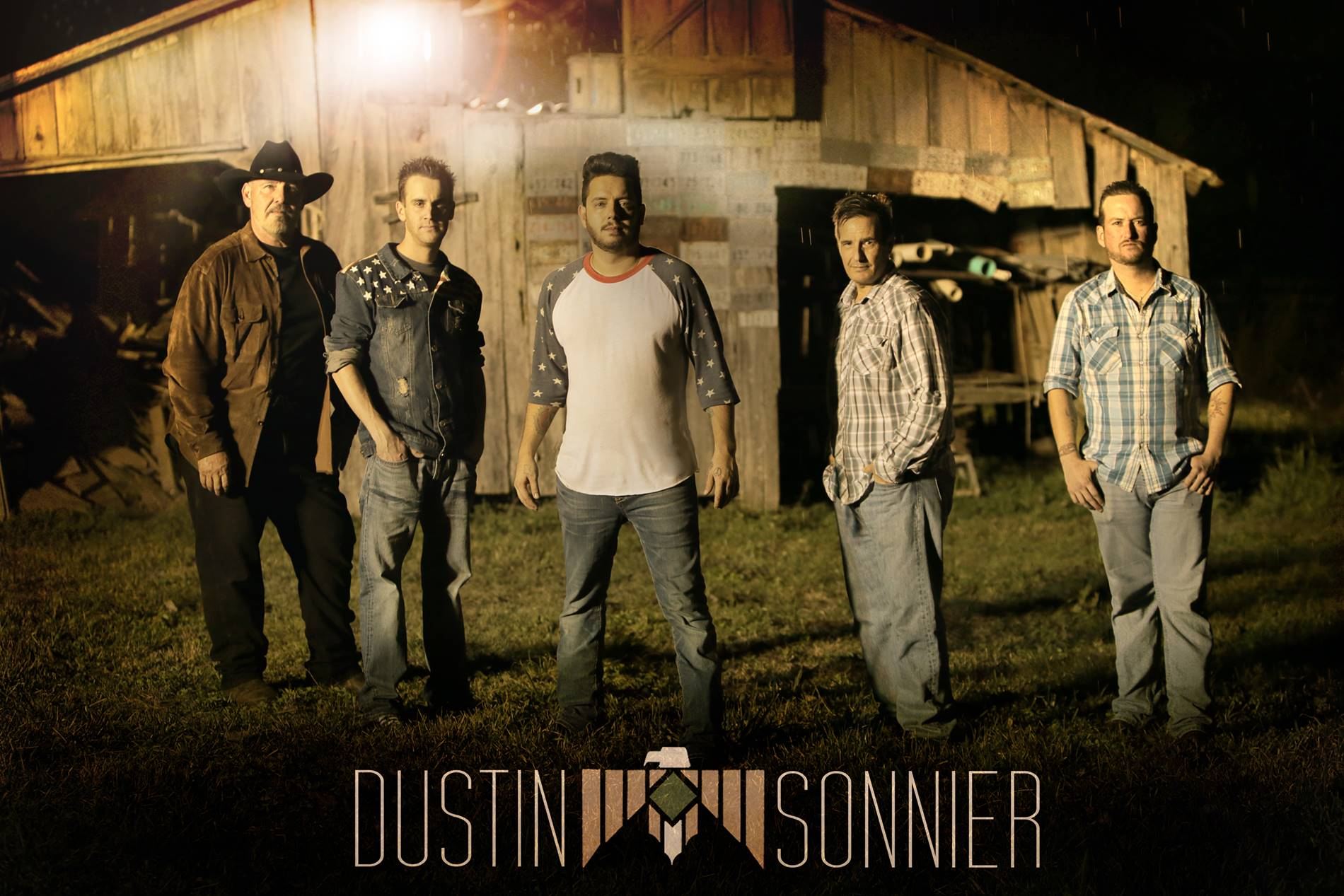 Dustin Sonnier & The Wanted